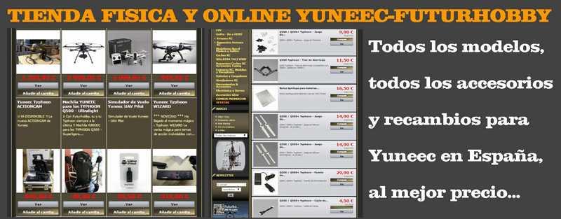Tienda Yuneec España