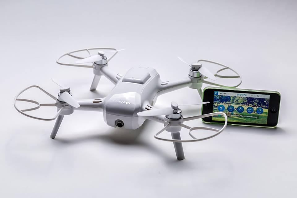 Yuneec Breeze Flying Cam