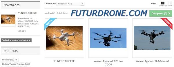 Centro Oficial Yuneec España