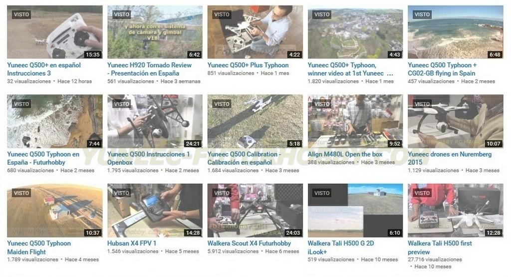 yuneec-videos
