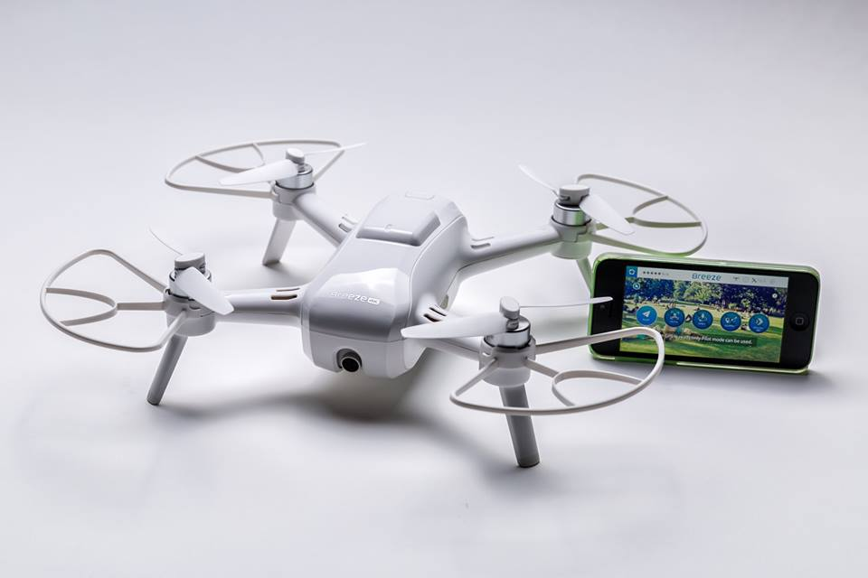 Yuneec Breeze Flying Cam