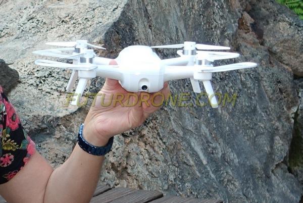 Yuneec Breeze 4K drone compacto de Yuneec, en España