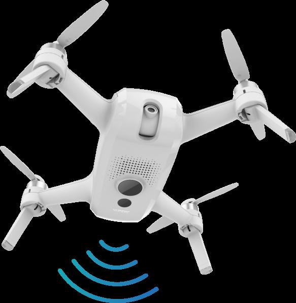 Yuneec Breeze 4K Social Media Drone