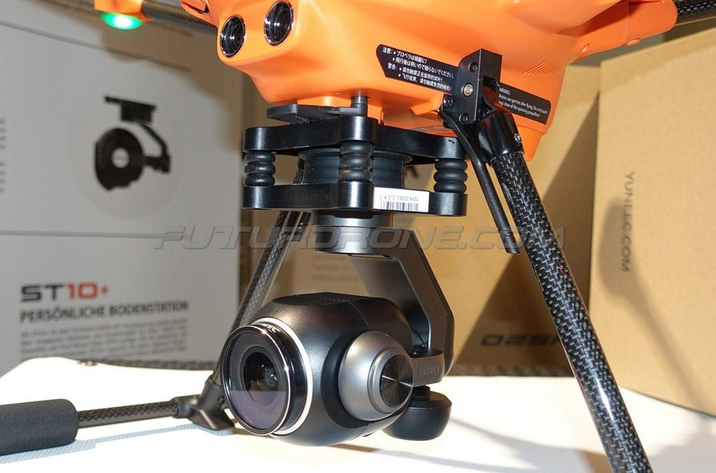 Yuneec H520 con cámara E90