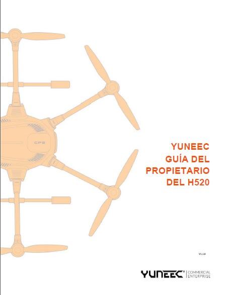 Yuneec H520 Manual Instrucciones Español
