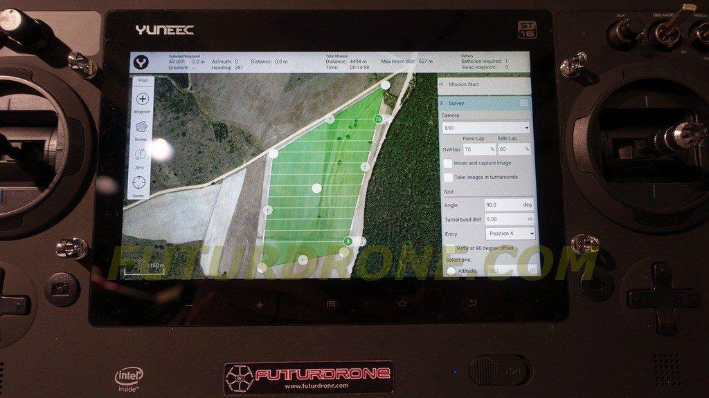 Yuneec H520 DataPilot