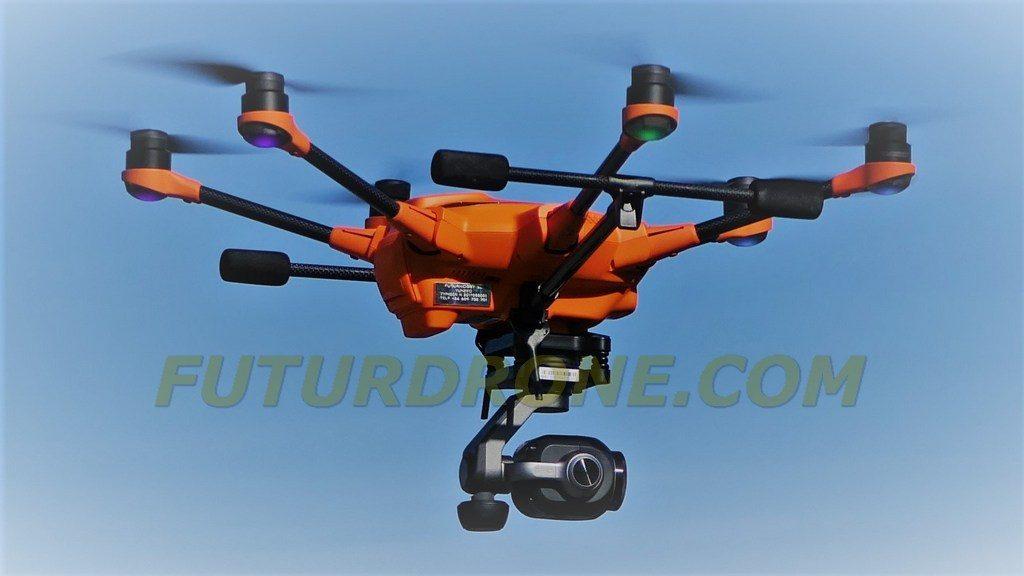 Yuneec H520 España