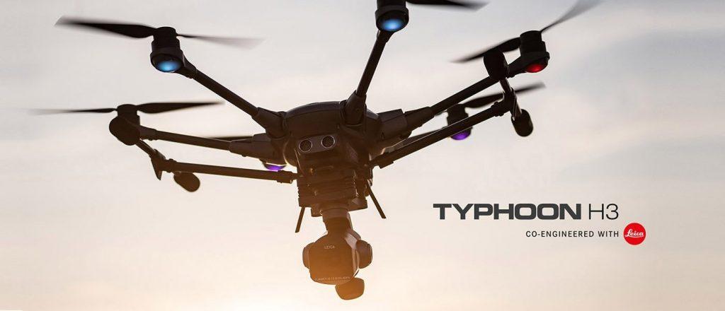Yuneec Typhoon H3 Leica Camera