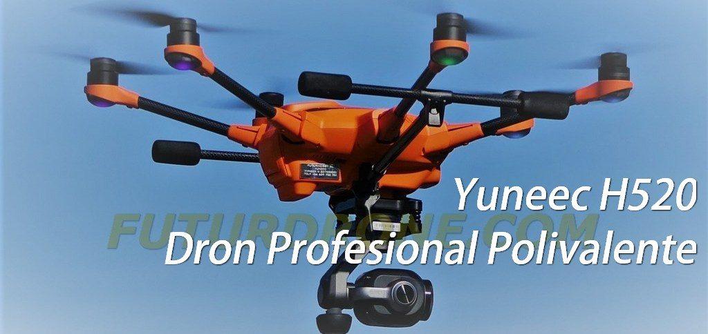 Dron Profesional Yuneec H520