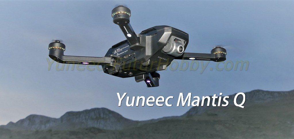 Yuneec Mantis Q España