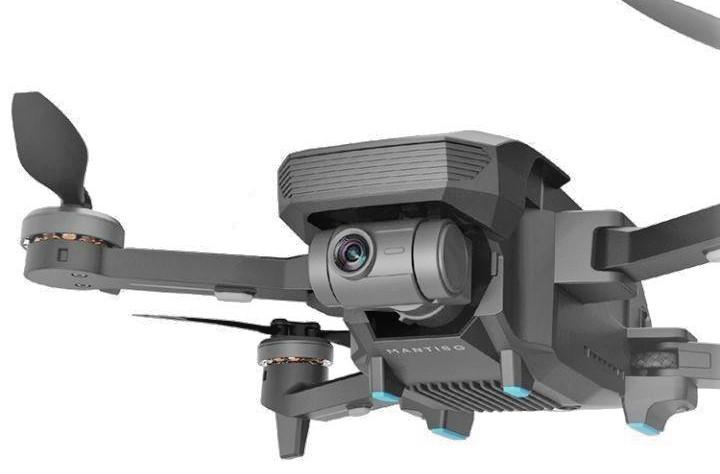 Yuneec Mantis G dron plegable 4K gimbal cardan